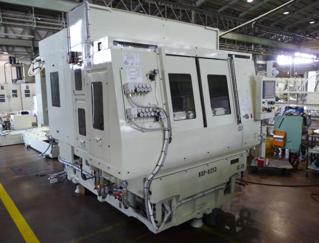 量産型マシニングセンター